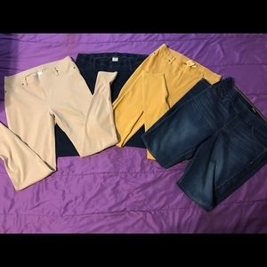 Pants - 4 pairs of Jeggins